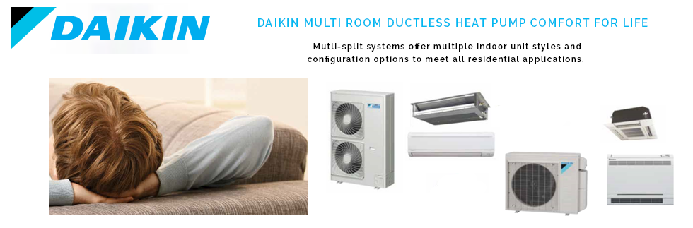 Multi Room Ductless