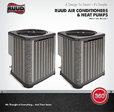 Ruud Heat Pumps - Melton's Heating and Air Conditioning